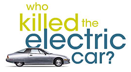 Who killed the electric car - inset