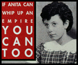 If Anita can whip up an empire, you can too