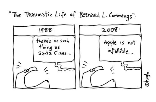 The Traumatic Life of Bernard L. Cummings