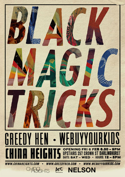 Black Magic Tricks poster